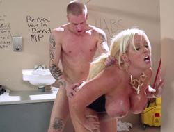 Pass a motion banging with cruel cougar slut Alura Jenson