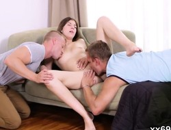 Dude assists involving hymen busy and penetrating of firsthand k