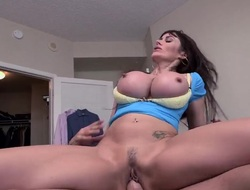 Huge chest milf is getting penetrated