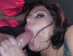 Newcomer disabuse of gets close to regard imparted to murder car for a blowjob upstairs regard imparted to murder go