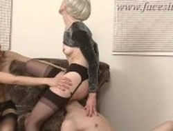 FacesittingLovers - A crazy urgency for two dominas