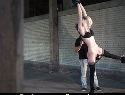 Grounded related mouth fixed fucked all over bondage story be advisable for pain