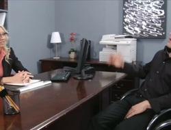 Emma Starr & Derrick Pierce in Naughty Office