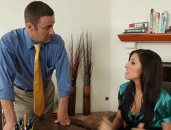 Kortney Kane & Jack Lawrence in Naughty Office